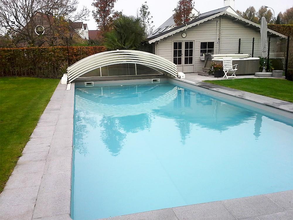 wij renoveren uw zwembad