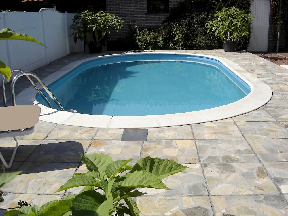 Metaalwandige zwembaden for Zwembad zelfbouwpakket