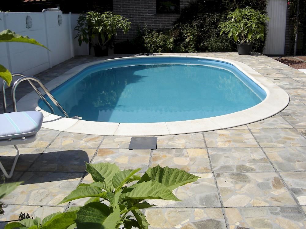 Zwembad Laten Bouwen : Bouw zelf uw zwembad